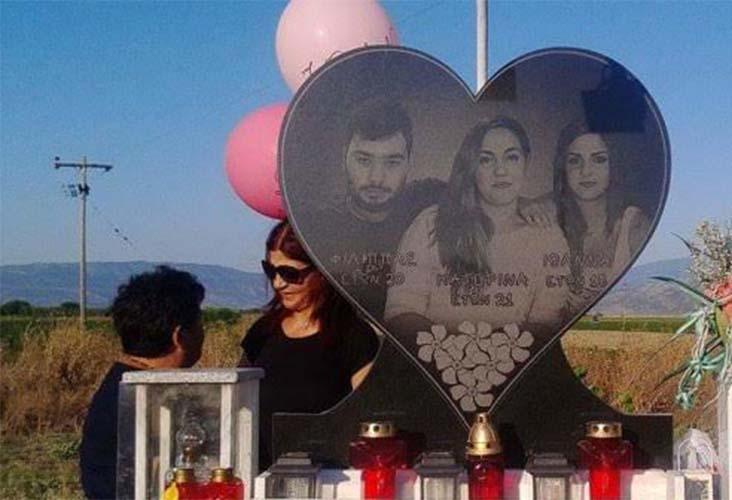 Μια νταλίκα έκοψε το νήμα της ζωής τριών νέων: «Ας ζούσε το παιδί μου κι ας έφταιγε»...