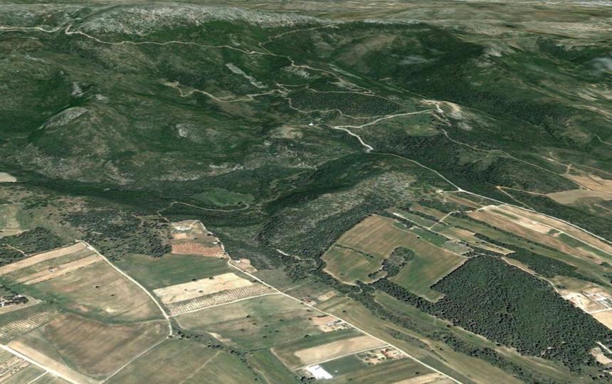 """Αλαλούμ με την ανάρτηση των δασικών χαρτών στο ν. Λάρισας- Αγρότες """"χάνουν"""" χωράφια μέχρι και σπίτια!"""