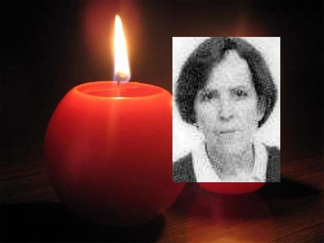 """""""Έφυγε"""" 58χρονη Λαρισαία καθηγήτρια"""