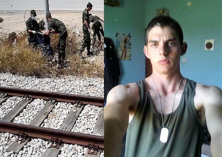 Θρήνος στο Φύλλο Καρδίτσας για το θάνατο του 19χρονου στρατιώτη