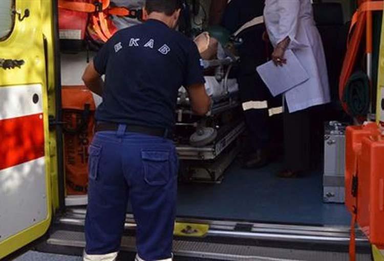 Αυτοκίνητο παρέσυρε τρεις νεαρές Λαρισαίες στο πάρκο του ΟΣΕ - Μεταφέρθηκαν στο Πανεπιστημιακό
