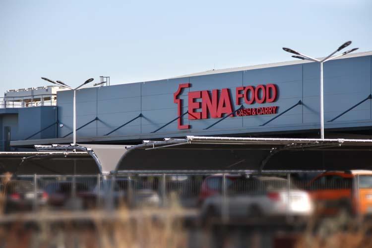 To πρώτο ΕΝΑ FOOD CASH & CARRY στην Λάρισα είναι πραγματικότητα!