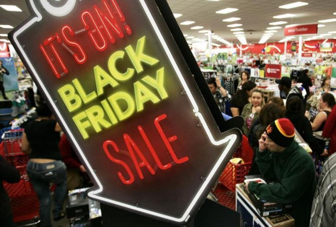 """Στη Λάρισα κάναμε τη """"Black Friday""""... δεκαήμερο προσφορών!"""
