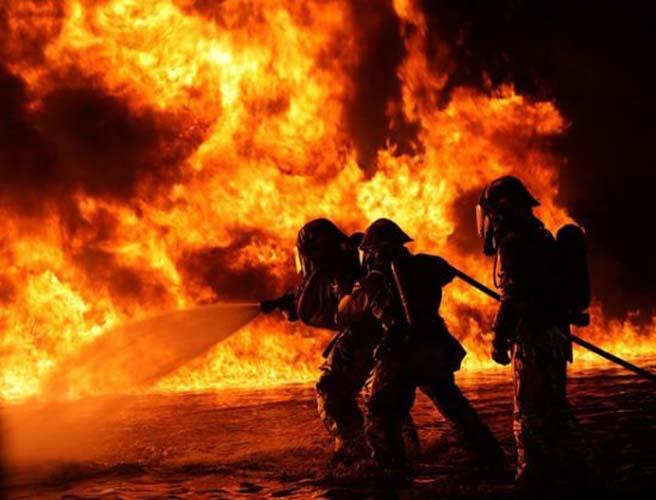 Κάηκε ολοσχερώς μονοκατοικία στο Καστρί Αγιάς