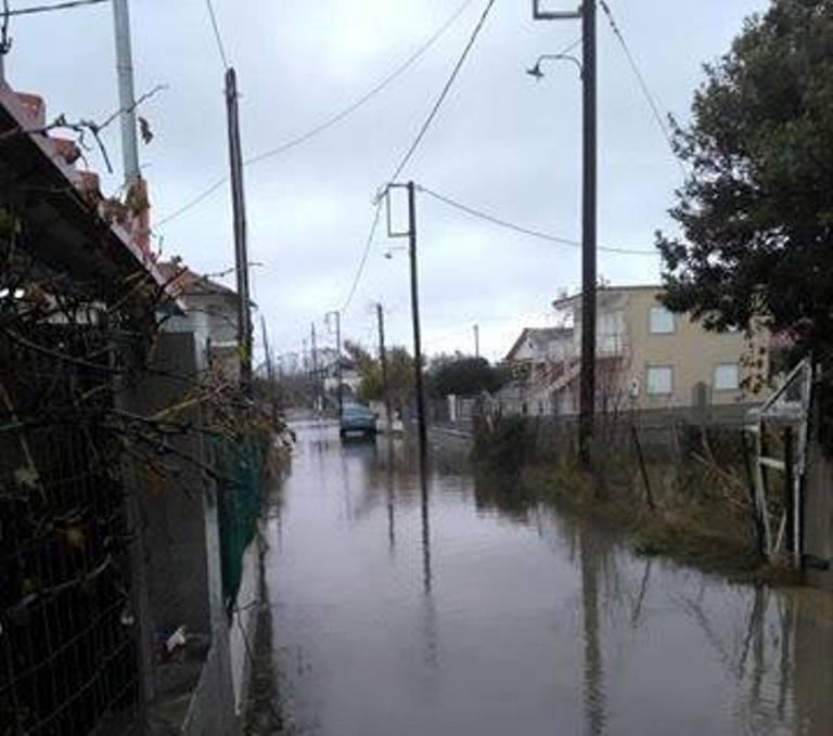 Σε δύο ημέρες έπεσε βροχή σχεδόν ενός… χρόνου στα παράλια της Λάρισας!