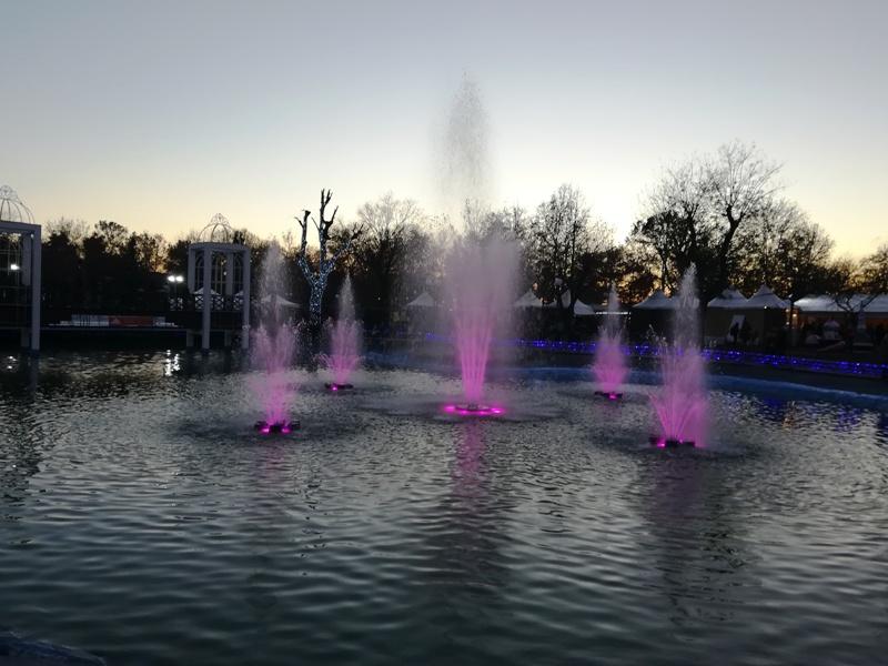 Τρίτη μέρα κοσμοσυρροής στο Πάρκο των Ευχών- Κατά χιλιάδες οι Λαρισαίοι και την Κυριακή (ΦΩΤΟ)