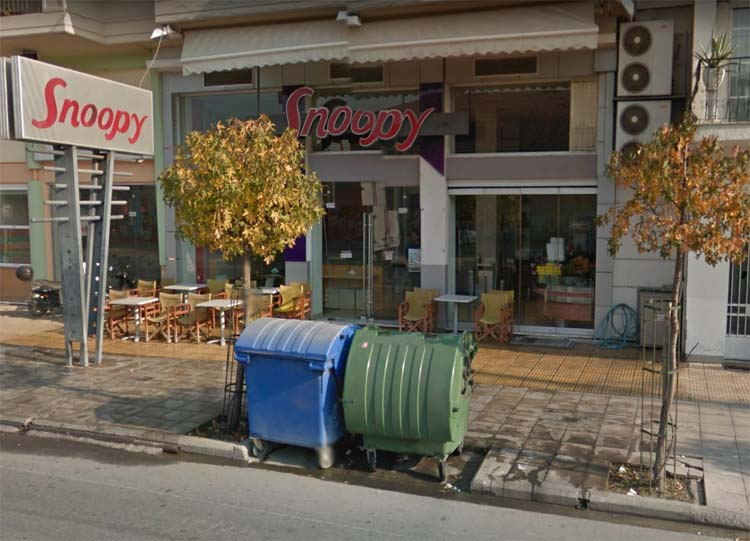 «Έφυγε» ο 55χρονος Λαρισαίος επιχειρηματίας, ιδιοκτήτης του φαστ φουντ Snoopy στη Φαρσάλων!