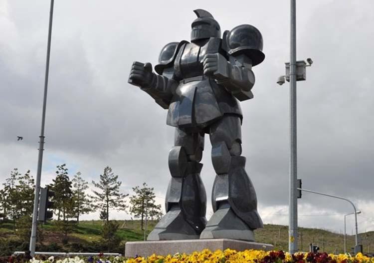 Ένα ρομπότ στη θέση του δημάρχου Λάρισας;
