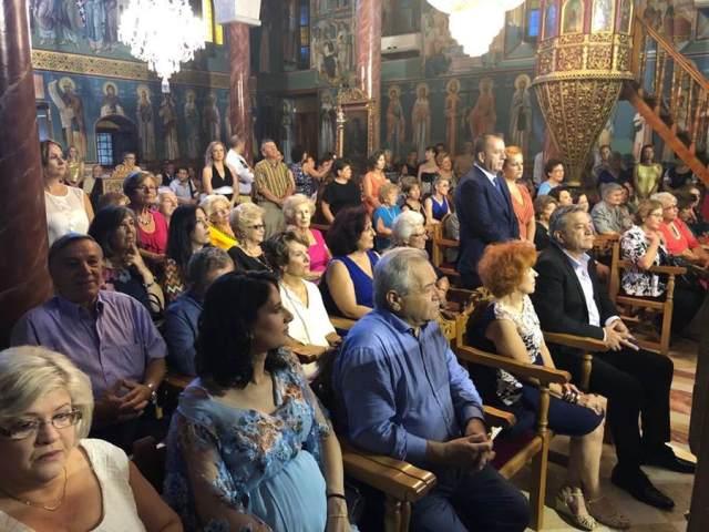 Γαμπρός στη Λάρισα ο γνωστός δημοσιογράφος Δημήτρης Μαρέδης (φωτο)
