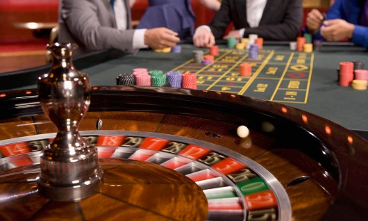 紳士・淑女のギャンブル・ルーレット