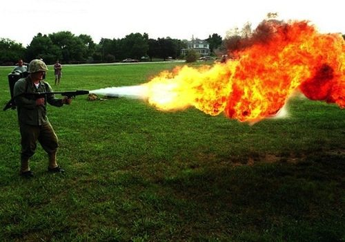 10 Crazy Weapons that are Still Legal in the US