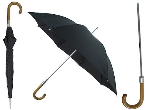 5. Umbrella Sword