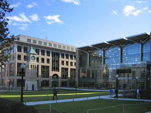 22. Georgetown Law, Georgetown University – Washington, D.C