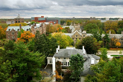 28. Michigan Law, University of Michigan – Ann Arbor, Michigan