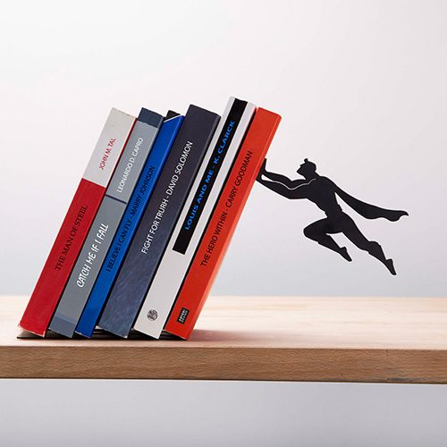 Superhero_Bookend