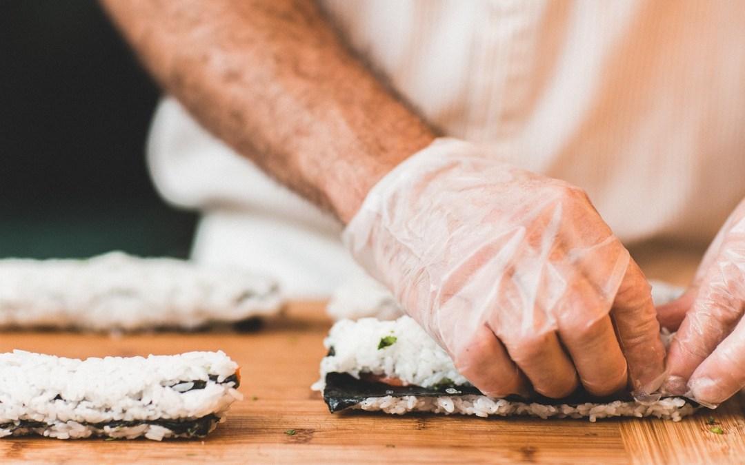 5 Redenen waarom sushi gezond voor je is