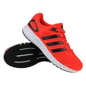 Adidas Duramo 6 hardloopschoenen heren rood/zwart