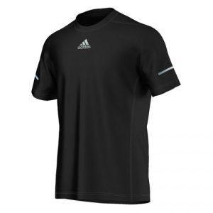 adidas Sequantials ClimaLite hardloopshirt heren zwart