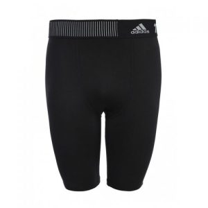 adidas Techfit Base thermoshort heren zwart
