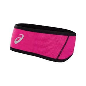 Asics hoofdband roze