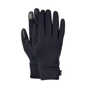 Barts handschoenen Power Stretch zwart dames