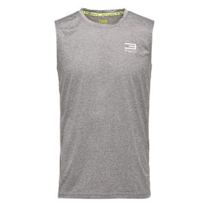Jack & Jones Tech Journey fitnesssinglet heren grijs