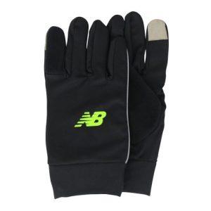 New Balance Performance hardloophandschoenen met smartphone-touch zwart