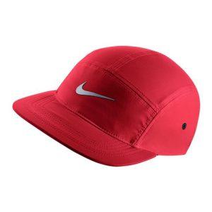 Nike AW84 hardloopcap unisex rood