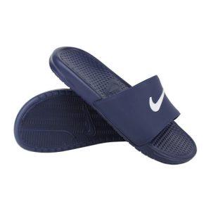 Nike Benassi Shower Slide slippers unisex marine