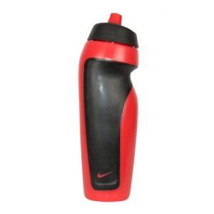 Nike Hydration sport bidon 500 ml rood