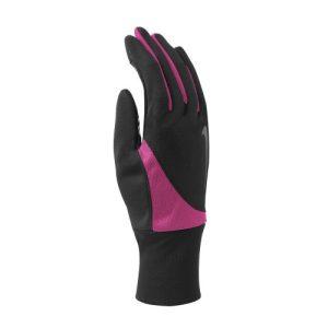 Nike Dri-Fit Tailwind hardloophandschoenen zwart/roze dames