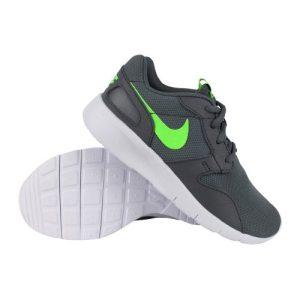 Nike Kaishi GS fitnessschoenen kids grijs/groen