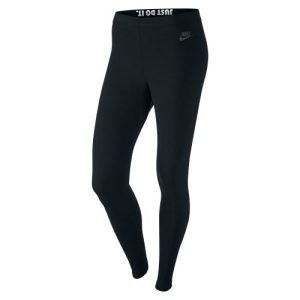 Nike Leg-A-See Metal tight dames zwart