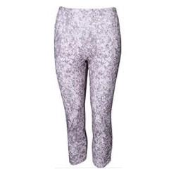 York Claire capri tight dames grijs/print
