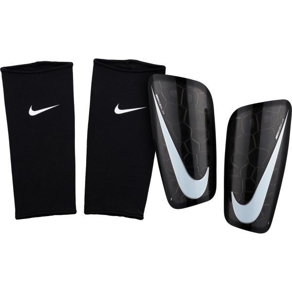 Nike Scheenbeschermers voetbal volwassenen Mercurial Lite zwart