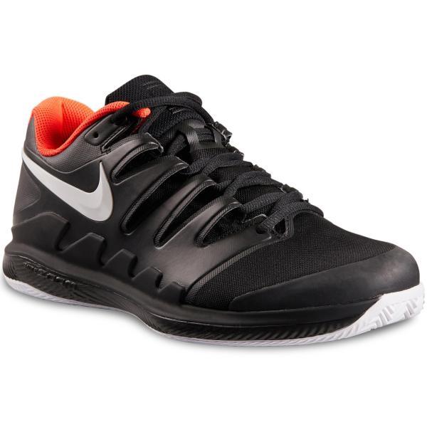 Nike Tennisschoenen heren Zoom Vapor 10 voor gravel zwart
