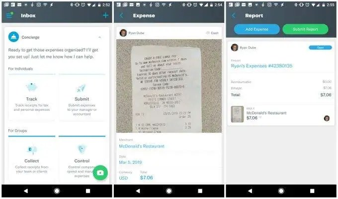 10 Of The Best Apps To Scan And Manage Receipts