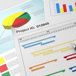 Project management sheets