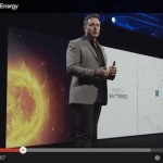 Elton Musk talks about Tesla Energy