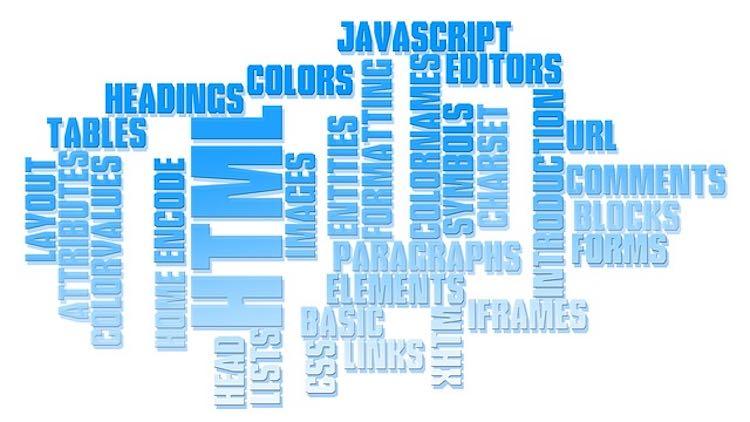 html word-cloud