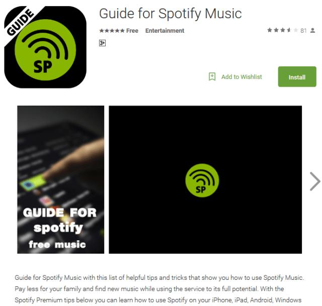 Spotify free radio stations