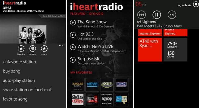 iheartradio online music app