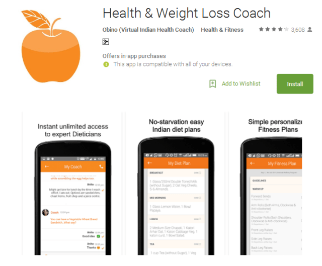 Health Weight Loss Coach