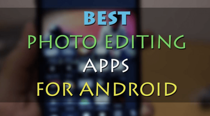 Free photo editor apps for android