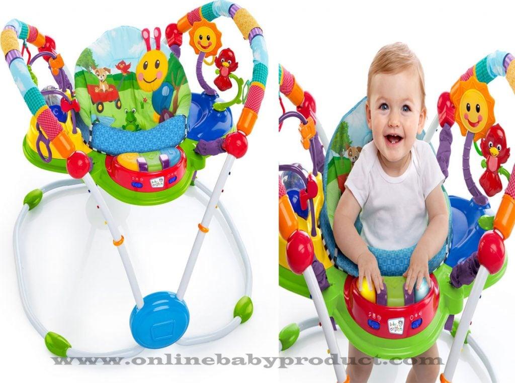 0dc9ce76581c Baby Einstein Activity Jumper Special Edition