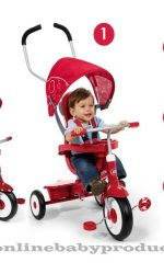 best 4 in 1 toddler trike