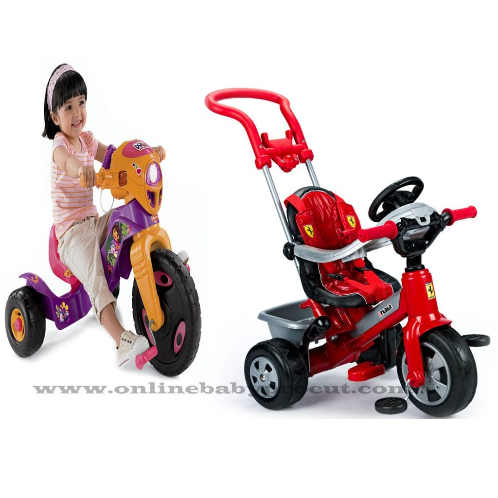 How to Choose the Best Toddler Tricycle for 1 To 5 Years Old