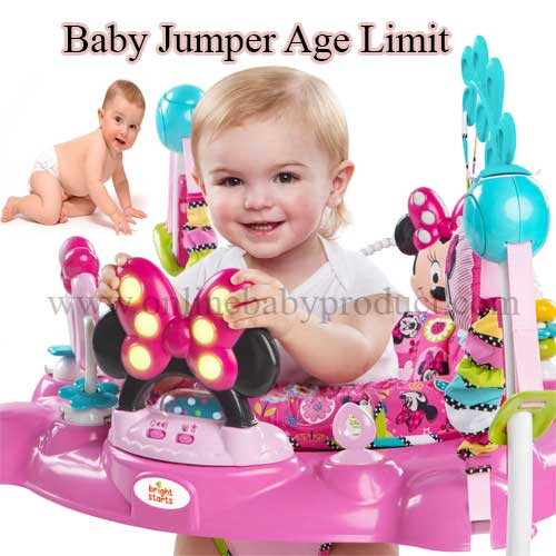 8958afcf945a Baby Jumper Age Limit to Start Using for Babies Development