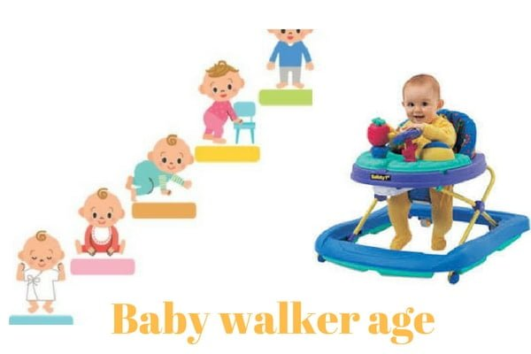 26f45ec45 Right Age For Using A Baby Walker