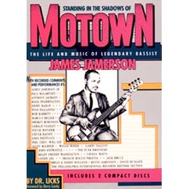 Standing In The Shadows Of Motown Book